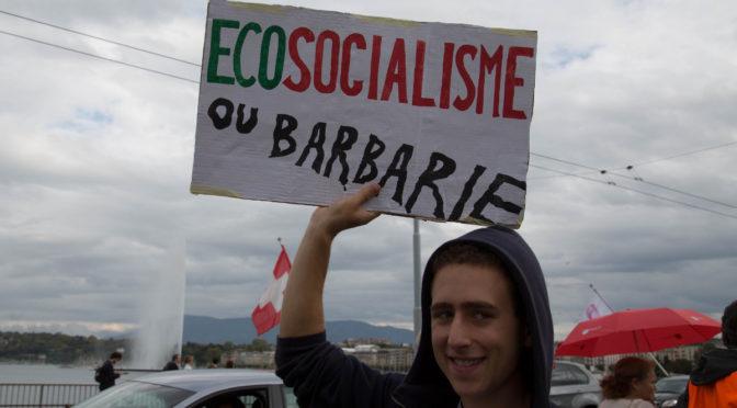 Séance 7 : Histoire sociale des idées écologistes (7 avril 2017)
